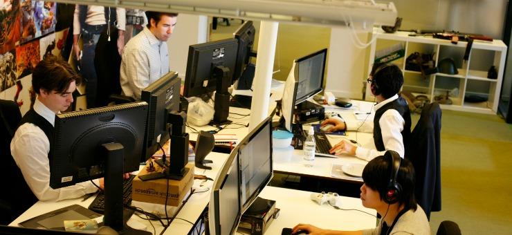 Malmöbaserade Massive Entertainment är en av Sveriges största spelutvecklare. Studion har ungefär 300 anställda.