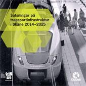 En sammanfattning av de nationella och regionala transportinfrastrukturplanerna 2014–2025.