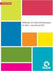 Mellan 2009 och 2020 beräknas den totala efterfrågan på arbetskraft i Skåne öka med nästan 44 000 personer, eller drygt 8 procent.